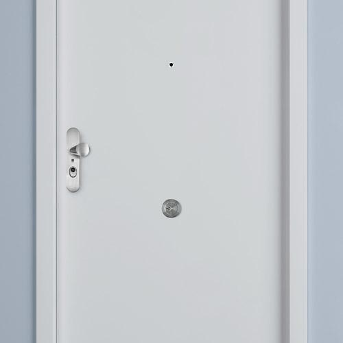 was schreckt einbrecher ab der neue 3d sicher sticker. Black Bedroom Furniture Sets. Home Design Ideas